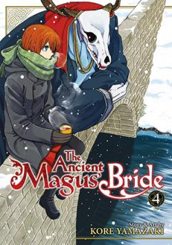 The Ancient Magus' Bride Vol 4