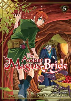 The Ancient Magus' Bride Vol 5