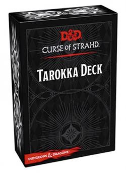 Tarokka Deck Curse of Strahd