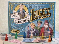 Kill Doctor Lucky Anniversary Edition