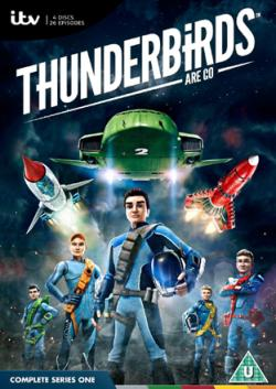 Thunderbirds Are Go, Complete Series 1