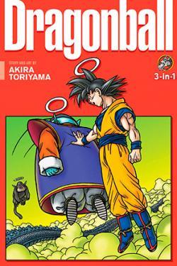 Dragon Ball 3-in-1 Vol 12