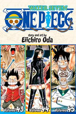One Piece: Water Seven 43-44-45
