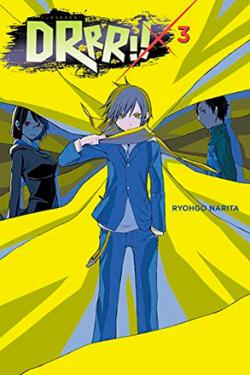 Durarara Light Novel Vol 3