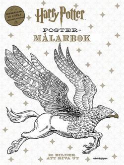 Harry Potter Poster-målarbok