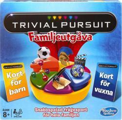 Trivial Pursuit familjeutgåva (Svensk Utgåva)