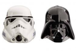 Star Wars Vader & Stormtrooper Salt & Pepper Shakers