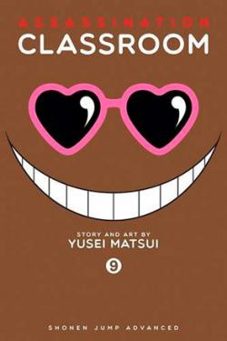 Assassination Classroom Vol 9