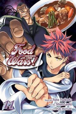 Food Wars Vol 11