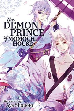 The Demon Prince of Momochi House Vol 4