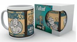 Fallout 4 Mug Vault Posters