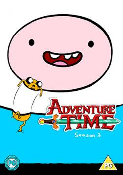 Adventure Time, The Complete Third Season
