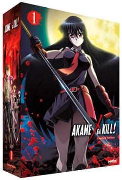 Akame Ga Kill, Collection 1