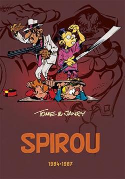 Spirou 1984 - 1987