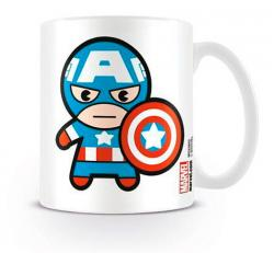 Marvel Kawaii Mug Captain America