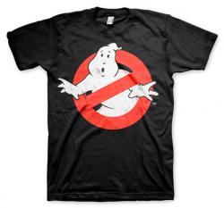 Ghostbusters Distressed Logo