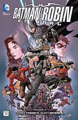 Batman And Robin Eternal Vol 2