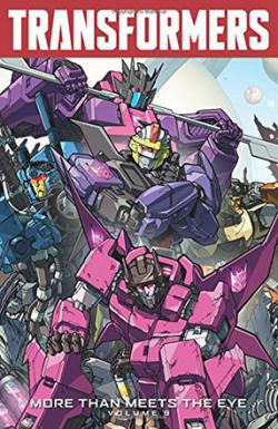 Transformers: More Than Meets the Eye Vol 9