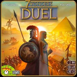 7 Wonders Duel (Skandinavisk utgåva)