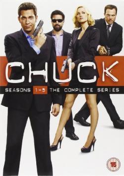 Chuck Season 1-5