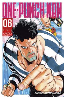 One-Punch Man Vol 6