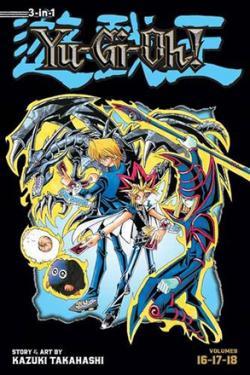 Yu-Gi-Oh 3-in-1 Vol 6
