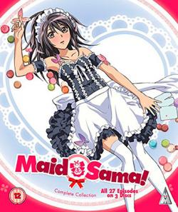 Maid Sama, Collection