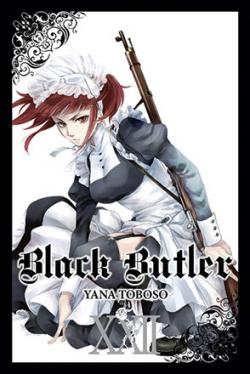 Black Butler Vol 22