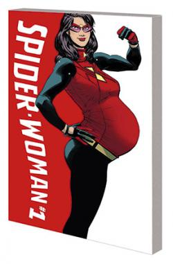 Spider-Woman Vol 1: Baby Talk