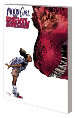 Moon Girl and Devil Dinosaur Vol 1: BFF