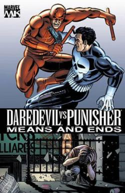 Daredevil vs Punisher: Means & Ends