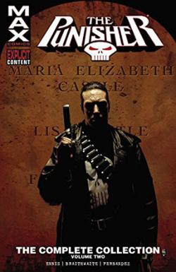 The Punisher Max Complete Collection Vol 2