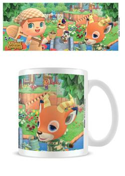 Animal Crossing New Horizons Spring Mug