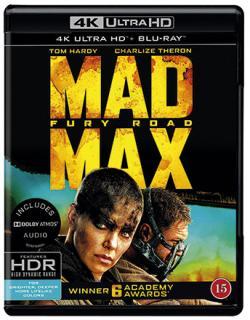 Mad Max: Fury Road (4K Ultra HD+Blu-ray)