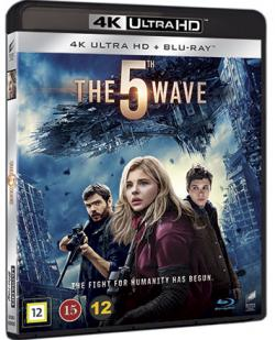 The 5th Wave (Blu-ray 4K Ultra HD+Blu-ray)
