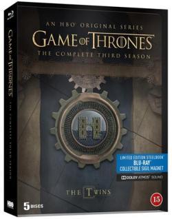 Game of Thrones, Season 3 (Steelbok Dolby Atmos)