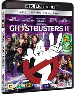 Ghostbusters 2 (4K Ultra HD+Blu-ray)