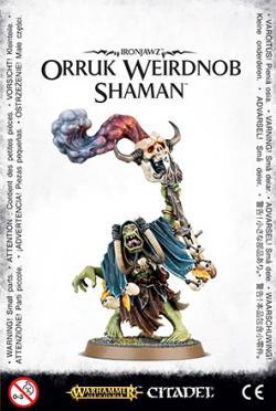Ironjaw Orruk Weirdnob Shaman