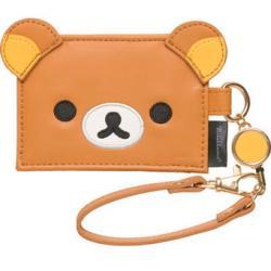 Rilakkuma Travel Card Holder: Bear