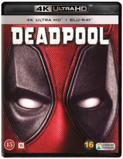 Deadpool (4K Ultra HD+Blu-ray)