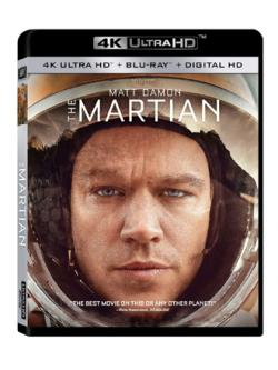 The Martian (4K Ultra HD+Blu-ray)