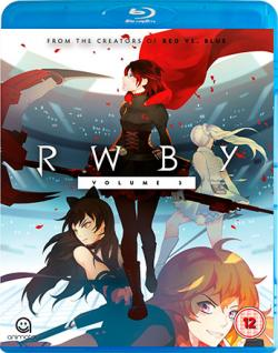 RWBY Vol 3