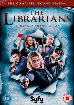 The Librarians, The Complete Second Season