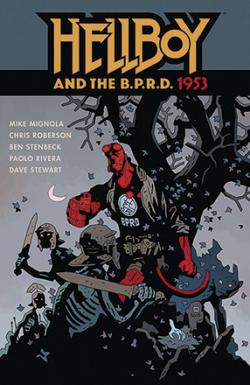 Hellboy and the BPRD: 1953