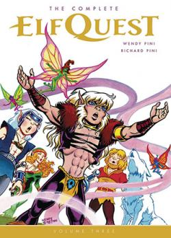 Complete Elfquest Vol 3