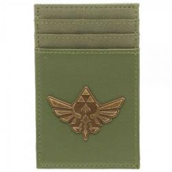 Wallet: Zelda - Skyward Sword Brass Badge Frontpocket