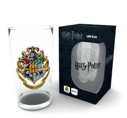 Harry Potter Pint Glass Crest