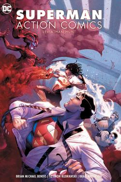 Action Comics Vol 3: Leviathan Hunt