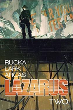 Lazarus Vol 2: Lift