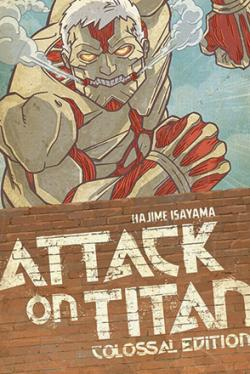 Attack on Titan Colossal Edition 3